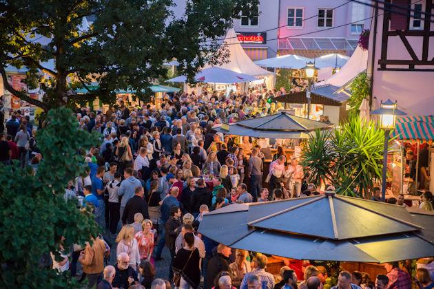 Weinfest Freiburg 2021