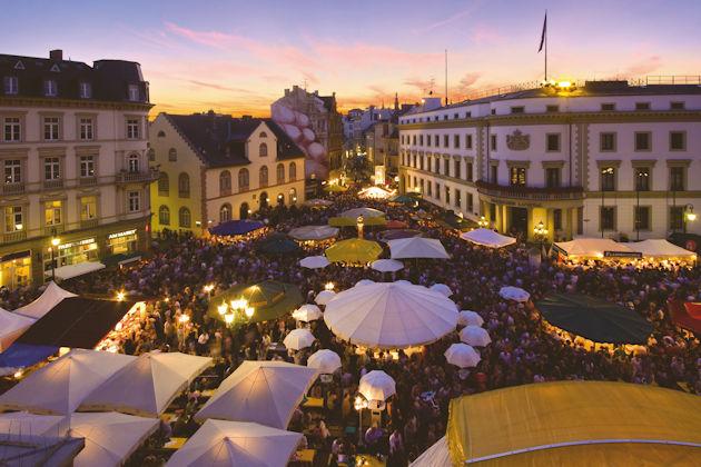 Wiesbaden Weinfest